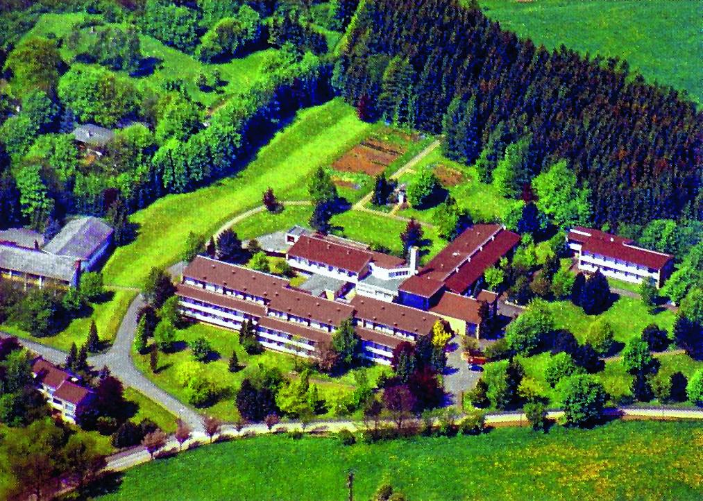 Das Schwestern-Altenheim St. Josef in Thülen muss seine Pforten schließen. (Foto: Schwestern der christlichen Liebe)
