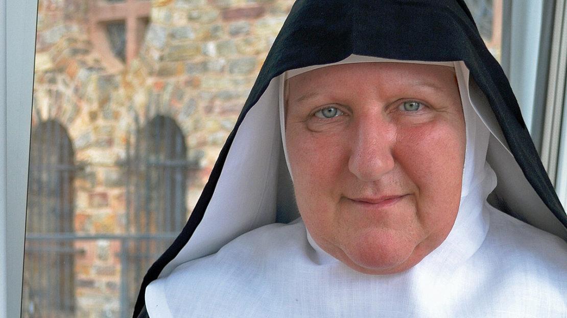 Schwester Philippa Rath fordert mehr Gleichberechtigung für Frauen in der katholischen Kirche. (Foto:Abtei Sankt Hildegard Rüdesheim/Eibingen)