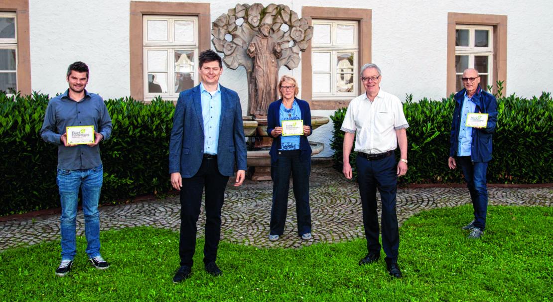 Faire Einrichtung, Faire Gemeinde, Erwachsenen- und Familienbildung im Erzbistum Paderborn. (Foto: pdp)
