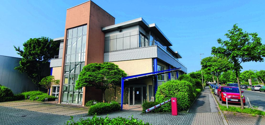 Das Malteser Bildungszentrum Westfalen am neuen Standort in Dortmund Aplerbeck. (Foto: Malteser)