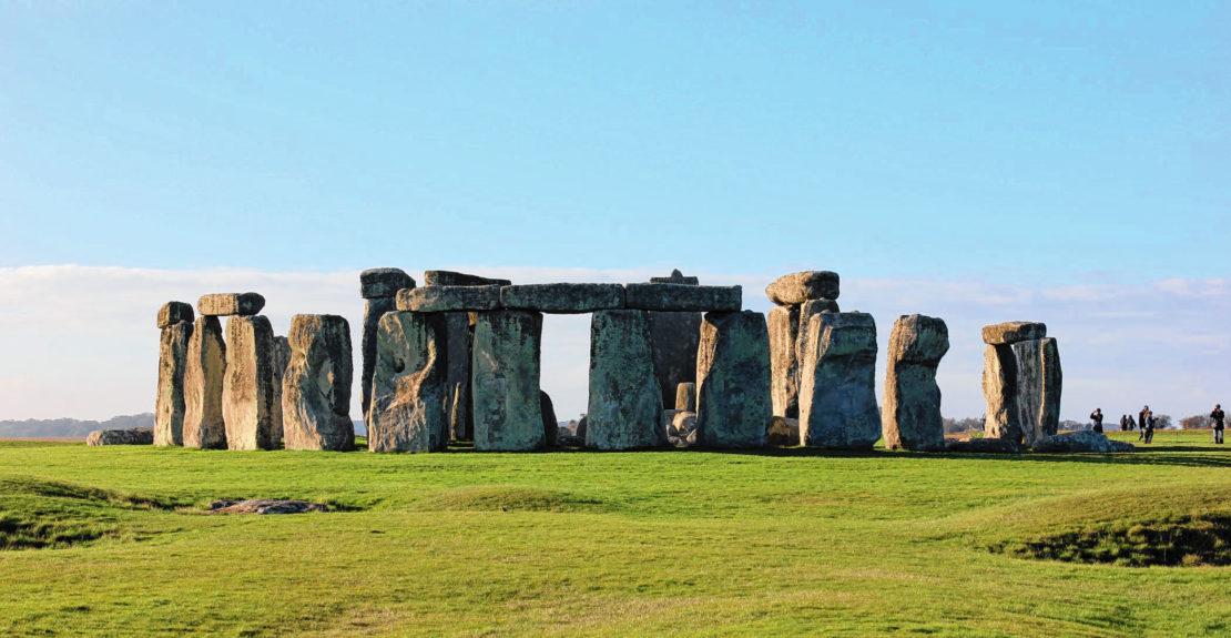 Ein Blick auf Stonehenge von Osten. (Foto: LWL)