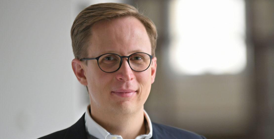 Professor Dr. Stefan Kopp, Rektor der Theologischen Fakultät Paderborn. (Foto: pdp)